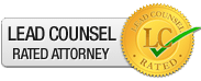 Lead Counsel Rated Attorney | Lead Counsel | LC | Rated
